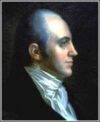 From Revolution to Reconstruction: Biographies: Aaron Burr Jr