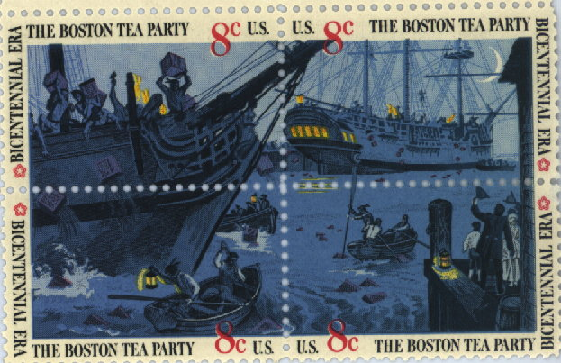Boston Tea Party Outline