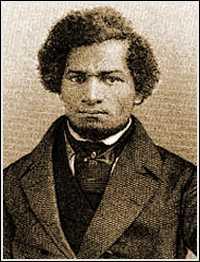 What was fredrick douglass' view on slavery?