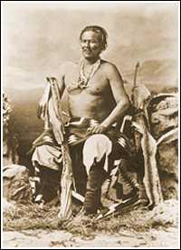 Navajo Treaty Of 1868