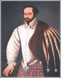 Charter To Sir Walter Raleigh March 25 1584