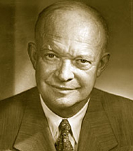 the foreign policy of president dwight eisenhower during the cold war Eisenhower doctrine: eisenhower doctrine, (jan 5, 1957), in the cold war period after world war ii, us foreign-policy pronouncement by president dwight d.